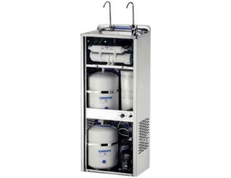 Fuente de agua para empresas Inox Osmosis Inversa