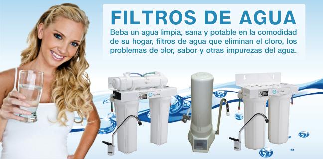 Descalcificador purificador filtros de agua osmosis - Filtros de agua domesticos ...